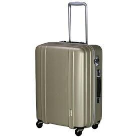 シフレ siffler 軽量スーツケース ハードジッパー ZER2088-56 マットゴールド [約60L] 【メーカー直送・代金引換不可・時間指定・返品不可】