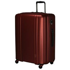 シフレ siffler 軽量スーツケース ハードジッパー ZER2088-66 マットワイン [約105L] 【メーカー直送・代金引換不可・時間指定・返品不可】