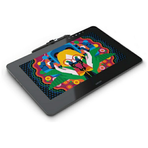 WACOM ワコム DTH-1320/AK0 液タブ(液晶ペンタブレット) Cintiq Pro 13 [13.3型][DTH1320AK0]