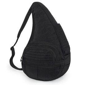 Healthy Back Bag ヘルシーバックバッグ 男女兼用 ボディバッグ ビッグバッグ(20L/ブラック) 44315