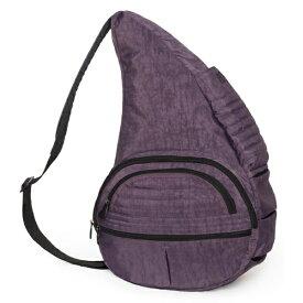 Healthy Back Bag ヘルシーバックバッグ 男女兼用 ボディバッグ ビッグバッグ(20L/プラム) 44315