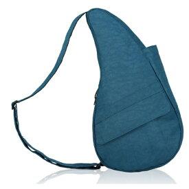 Healthy Back Bag ヘルシーバックバッグ 男女兼用 ボディバッグ テクスチャードナイロン(Sサイズ:6L/ターキッシュブルー)6303【マグネットポケット&大容量ジッパーポケット追加タイプ】
