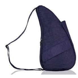 Healthy Back Bag ヘルシーバックバッグ 男女兼用 ボディバッグ テクスチャードナイロン(Sサイズ:6L/ブルーナイト)6303【マグネットポケット&大容量ジッパーポケット追加タイプ】