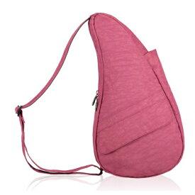 Healthy Back Bag ヘルシーバックバッグ 男女兼用 ボディバッグ テクスチャードナイロン(Sサイズ:6L/クランベリー)6303【マグネットポケット&大容量ジッパーポケット追加タイプ】