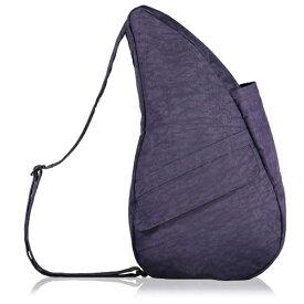 Healthy Back Bag ヘルシーバックバッグ 男女兼用 ボディバッグ テクスチャードナイロン(Sサイズ:6L/プラム)6303【マグネットポケット&大容量ジッパーポケット追加タイプ】