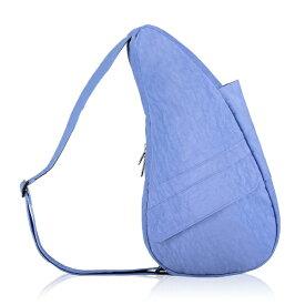 Healthy Back Bag ヘルシーバックバッグ 男女兼用 ボディバッグ テクスチャードナイロン(Sサイズ:6L/ペリウィンクル)6303【マグネットポケット&大容量ジッパーポケット追加タイプ】