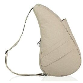 Healthy Back Bag ヘルシーバックバッグ 男女兼用 ボディバッグ テクスチャードナイロン(Sサイズ:6L/シェラ)6303【マグネットポケット&大容量ジッパーポケット追加タイプ】