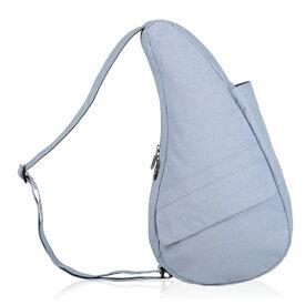 Healthy Back Bag ヘルシーバックバッグ 男女兼用 ボディバッグ テクスチャードナイロン(Sサイズ:6L/ストーンウォッシュ)6303【マグネットポケット&大容量ジッパーポケット追加タイプ】
