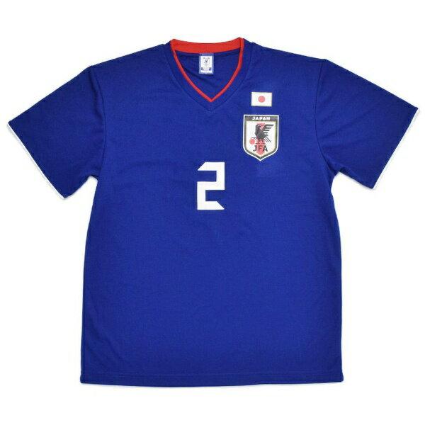 JFA サッカー日本代表 プレーヤーズTシャツ(#2 井手口陽介/Mサイズ) O-014-M