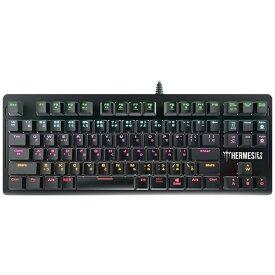GAMDIAS ガンディアス Hermes E2 RED ゲーミングキーボード 赤軸 Hermes E2 [USB /有線][HERMESE2RED]