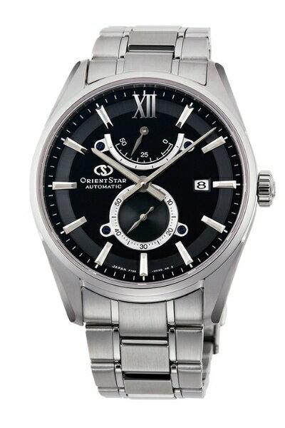 【送料無料】 オリエント時計 オリエントスター(OrientStar)コンテンポラリー「スリムデイト」 RK-HK0003B