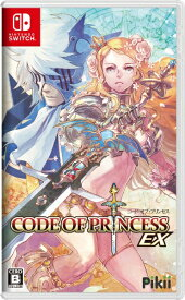 ピッキー Code of Princess EX【Switch】