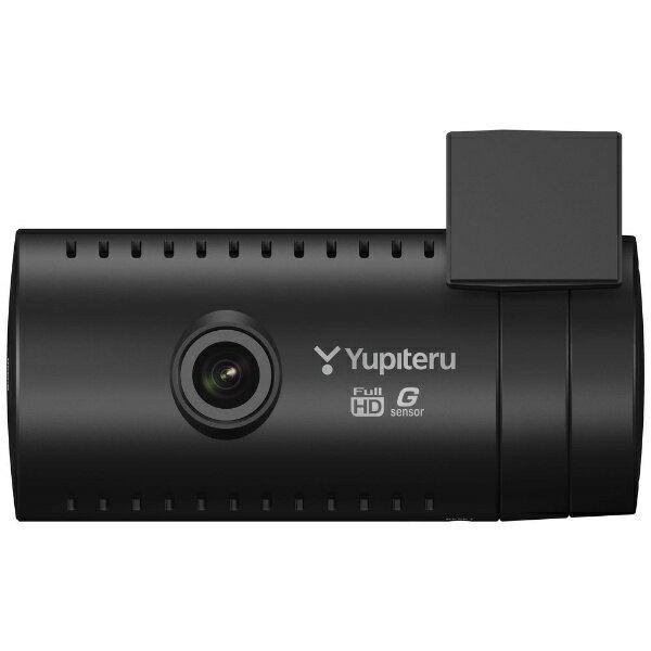 【送料無料】 ユピテル ドライブレコーダー DRY-SV1050c [一体型 /Full HD(200万画素)]