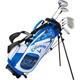 キャロウェイ Callaway ジュニアゴルフクラブセット XJ 2 ジュニアセット(6本セット/キャディバッグ付/身長:115〜135cm向け)[6PC]