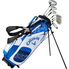 キャロウェイ Callaway ジュニアゴルフクラブセット XJ 3 ジュニアセット(7本セット/キャディバッグ付/身長:130〜150cm向け)[7PC]