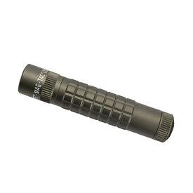 MAGLITE マグライト 懐中電灯 プレーンベゼル フォレッジグリーン SG2LRF6 [LED /ボタン電池]