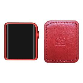 SHANLING シャンリン デジタルオーディオプレーヤー レッド M0-RED [ハイレゾ対応][M0RED]
