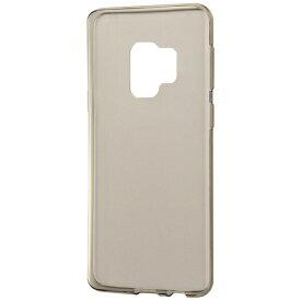 レイアウト rayout Galaxy S9用 TPUソフトケース 極薄 RT-GS9TC7/BM ブラック