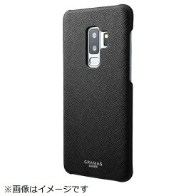 坂本ラヂヲ Galaxy S9+用 EURO Passione Shell PU Leather Case CSC-61218BLK ブラック