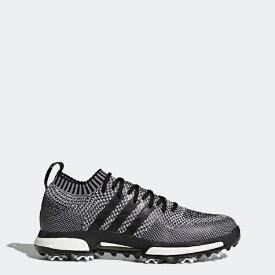 アディダス adidas 25.0cm メンズ ゴルフシューズ ツアー360 ニット(コアブラック×グレースリーF17×ランニングホワイト) F33629