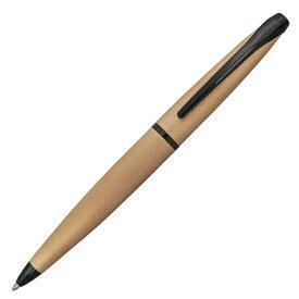 クロス CROSS ボールペン「ATX(エイティエックス)」 (ブラッシュトローズゴールド)CR882-42BP