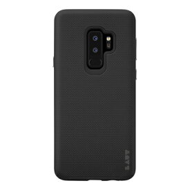 LAUT ラウ GALAXY S9+ LAUT SHIELD BLACK LAUT_S9E_SH_BK