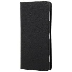 レイアウト rayout Xperia XZ2用 手帳型ケース マグネットタイプ RT-RXZ2SLC3/JB ブラック