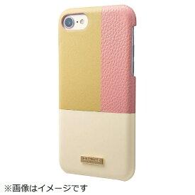 坂本ラヂヲ iPhone 8 / 7用 Nudy Leather Case Limited CLC2196LPK Pink
