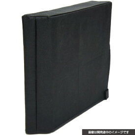 サイバーガジェット CYBER Gadget PS4用 本体ホコリ防止カバースリム縦置きタイプ CY-P4SBDGCT-BK【PS4】