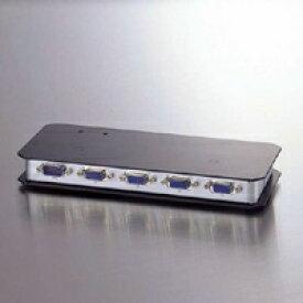 エレコム ELECOM ディスプレイ切替器 VSP-A4 [1入力 /4出力][VSPA4]