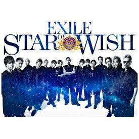 エイベックス・エンタテインメント Avex Entertainment EXILE/ STAR OF WISH 豪華盤(3DVD付)【CD】