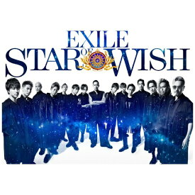エイベックス・エンタテインメント Avex Entertainment EXILE/ STAR OF WISH 豪華盤(3Blu-ray Disc付)【CD】
