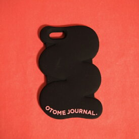 WISEINTEGRATION Re:LIKE!(リライク)シリコン製iPhoneケース 3DコラージュBLACK iPhone8/7/6S/6 OTOME JOURNAL