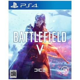 エレクトロニック・アーツ Electronic Arts Battlefield V【PS4】