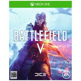 エレクトロニック・アーツ Electronic Arts Battlefield V【Xbox One】