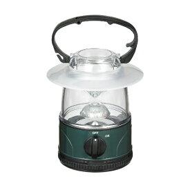 ELPA エルパ ランタン DOP-L008L [LED /単3乾電池×4 /防水]