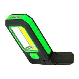 ELPA エルパ LEDワークライト グリーン DOP-WL02 [LED /単4乾電池×3]
