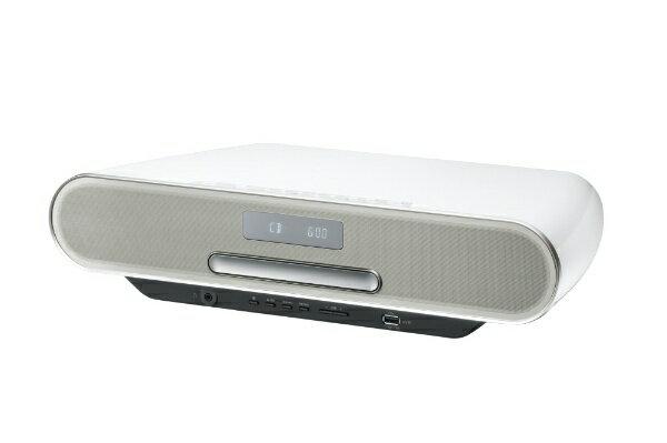 【送料無料】 パナソニック Panasonic ミニコンポ SC-RS60-W ホワイト [ワイドFM対応 /Bluetooth対応 /ハイレゾ対応]