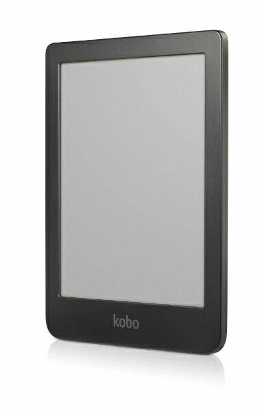 【送料無料】 KOBO N249-KJ-BK-S-EP 電子書籍リーダー kobo Clara HD ブラック