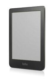 KOBO コボ N249-KJ-BK-S-EP 電子書籍リーダー kobo Clara HD ブラック[N249KJBKSEP]