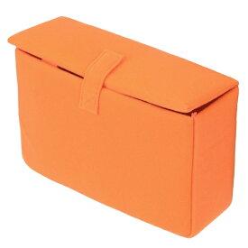 エツミ ETSUMI E6877インナーボックスフラップE オレンジ