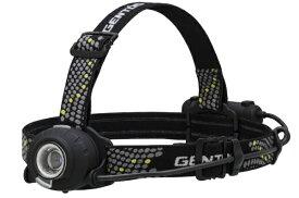 ジェントス GENTOS HW-V433D ヘッドライト HEAD WARS(ヘッドウォーズ) [LED /単3乾電池×3]