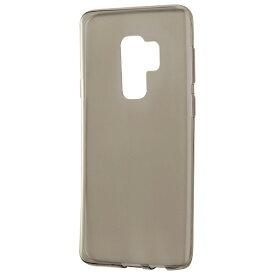 レイアウト rayout Galaxy S9+用 TPUソフトケース 極薄 RT-GS9PTC7/BM ブラック