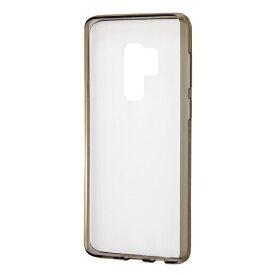 レイアウト rayout Galaxy S9+用 ハイブリッドケース RT-GS9PCC2/BM ブラック