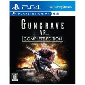 IGGYMOB GUNGRAVE VR COMPLETE EDITION 通常版【PS4ゲームソフト(VR専用)】