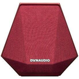 DYNAUDIO ディナウディオ WiFiスピーカー レッド MUSIC 1 RED [ハイレゾ対応 /Bluetooth対応 /Wi-Fi対応][MUSIC1RED]