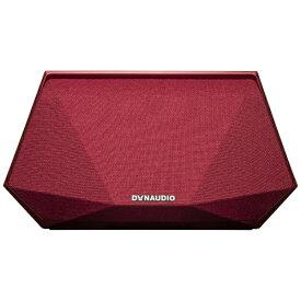 DYNAUDIO ディナウディオ WiFiスピーカー レッド MUSIC 3 RED [ハイレゾ対応 /Bluetooth対応 /Wi-Fi対応][MUSIC3RED]