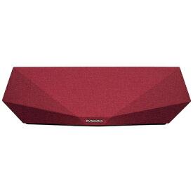 DYNAUDIO ディナウディオ WiFiスピーカー MUSIC 5 RED レッド [ハイレゾ対応 /Bluetooth対応 /Wi-Fi対応][MUSIC5RED]