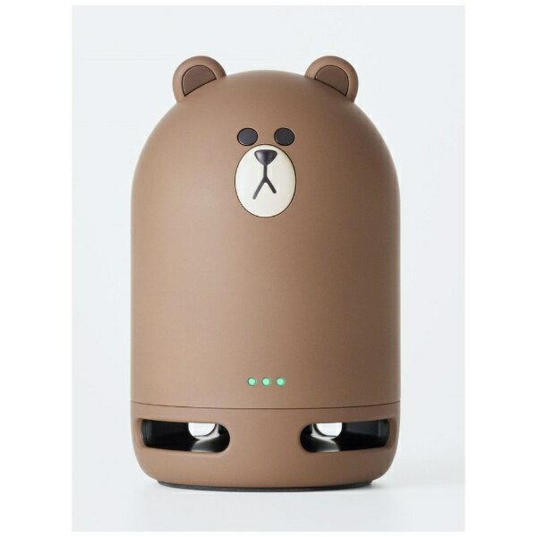 【送料無料】 LINE スマートスピーカー Clova Friends mini BROWN NLS200JP [Bluetooth対応 /Wi-Fi対応]