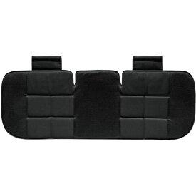 BONFORM ボンフォーム クッション 竹炭プレーン トリプル ブラック フロントベンチシート・リヤ 軽自動車用 5340-05BK